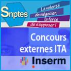 Ouverture des concours externes ITA à l'Inserm