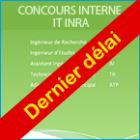 Concours internes IT INRA 2015