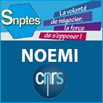 NOEMI printemps 2015 - Mobilité interne des IT au CNRS
