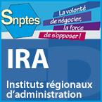 Réforme des instituts régionaux d'administration (IRA)