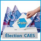 Le SNPTES vous propose de réaliser un CAES Inserm proche de vous et de votre quotidien