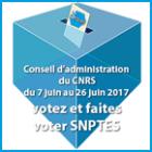 Élections au conseil d'administration du CNRS