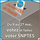 Elections aux commissons scientifiques spécialisées (CSS) de l'Inserm collège C