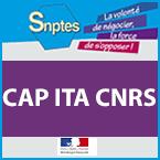 Résultats des CAP ITA CNRS 2020