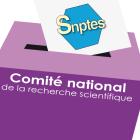 Élections des sections du CoNRS – Mandat 2021-2026