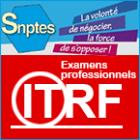 Résultats examens professionnels TRF - session 2021