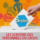 Elections professionnelles 2018 des personnels des CROUS et du CNOUS