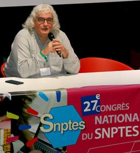 Composition du Bureau national SNPTES